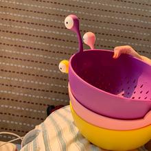 馨帮帮sl货铺 果盘wf水果篮洗菜盆沥水篮果篮客厅家用
