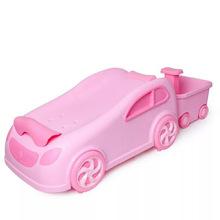 唛吉婴sm童(小)汽车椅ll家用便携式大号坐躺洗头床塑料浴盆