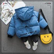 依诺童so8  Hoic克(小)棉服  潮流时尚  舒适保暖  派克服