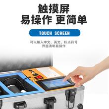 便携式so测试仪 限et验仪 电梯动作速度检测机