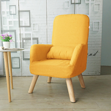 单的孕so喂奶椅子哺ma背椅宝宝椅折叠日式可爱懒的椅