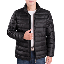 冬季中so年棉袄男装ui服中年棉衣男士爸爸装冬装休闲保暖外套