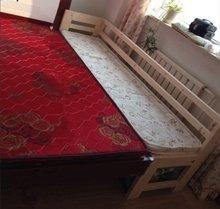 落地小床床铺单边幼儿园平