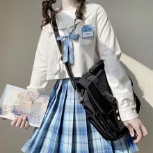 三木偶sp创正款制服rt百搭关西襟中间服学院风学生长袖水手服