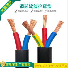 [sqhfh]无氧铜国标电缆线2芯3芯