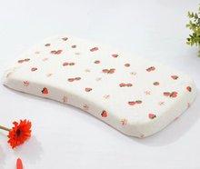 宝宝枕sr四季通用 lc肤记忆棉宝宝3岁幼儿园午睡(小)枕头芯枕芯