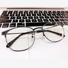 [srsco]超轻防辐射蓝光眼镜复古纯