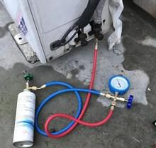 工具空调液加氟空调sr6件家用套tu利昂雪种弗利氧制冷剂R22