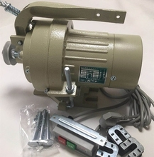 工业缝st机离合电机fa相220V伺服节能静音纯铜线无刷平车拷边