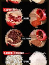 粉碎机st用(小)型打粉ph电动研磨机辣椒中药材五谷杂粮机磨粉机
