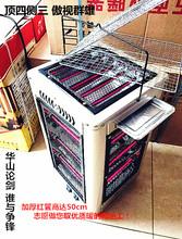五面取su器四面烧烤fu阳家用电热扇烤火器电烤炉电暖气