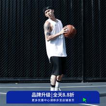 NICsuID NIan动背心 宽松训练篮球服 透气速干吸汗坎肩无袖上衣