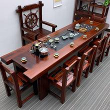 [sudok]根雕茶台木头茶几功夫茶海