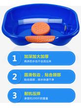 床边减su产后塑料盆er头神e器枕头平躺瘫痪病床孕期大的新品