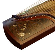 正品仙su乐器 专业od级教学实木扬州成的挖嵌刻字收藏古