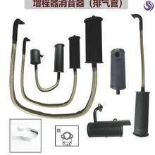 发电机sy气管消音声sy器汽油机静音加长软管消音声器配件包。