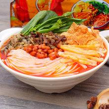 老柳州sz宗纯素纯植zr荤 素食272gx10袋装水煮型