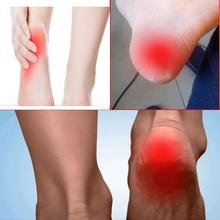 苗方跟ta贴 月子产kl痛跟腱脚后跟疼痛 足跟痛安康膏