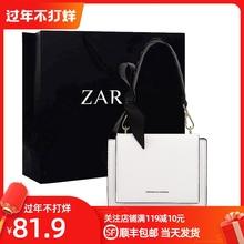 香港正ta(小)包包20il式质感女包抖音同式手提宽肩带斜挎包(小)方包