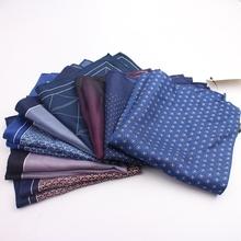 [tamil]出口高档丝绸手帕商务纯桑