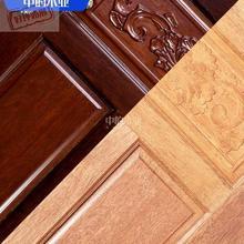 印尼菠ta门毛坯素门ge门烤漆门实木套装室内门格静音原木