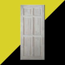 定做定ta纯实木橡胶ge装房门 室内房间门 入户门 垭口套 窗套