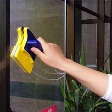 擦刮破ta器神器擦玻un缩杆双面擦窗刮搽高楼清洁清洗窗