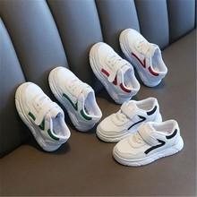 英国sy&hm宝宝学步鞋te13大童鞋pa款男女童软底防滑(小)白鞋