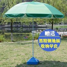 排挡东te户外遮阳伞pt固太阳斜边大雨双顶伞便宜伞棚美观三米