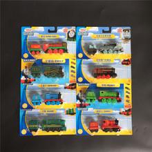 2托马te和他的朋友er(小)火车头挂钩组合3岁宝宝玩具莱克茜沙恩
