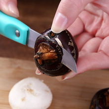 马蹄专te去皮刀多功en刮皮机削马蹄打皮神器马蹄果荸荠削皮器