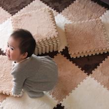 卧室儿tf拼接地毯毛mc垫满铺宿舍榻榻米拼图泡沫地垫客厅飘窗