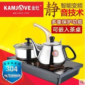 KAMJOVE/金灶D608 <span class=H>电磁</span><span class=H>茶炉</span> 电<span class=H>茶炉</span>自动上抽水<span class=H>电磁</span>炉茶具功夫泡茶