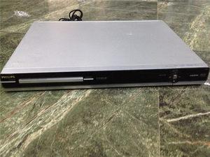 二手原装飞利浦PHLIPS DVDR3590H DVD刻录硬盘录像机支持输入录像