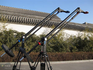 丹思淇 摄像<span class=H>摇臂</span> 单反摄像机适用 承重10KG  收短1.3米 全长2.6米