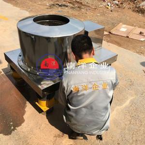 新品离心机五金机电广州南洋平板式上部卸料不锈钢高速过滤粗滤机