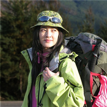 Outdoor tide brand assault clothing three to one male and female detachable two piece jacket plus thick coat Tibet mountaineering Costume