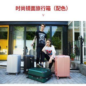 2018时尚小型上飞机的行李箱整理袋锁扣箱<span class=H>包</span>爬楼梯盒旅游新款能带