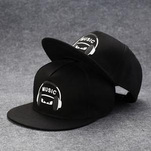 韩版潮百搭学生棒球帽子夏季情侣鸭舌平沿遮阳防晒男女嘻哈帽