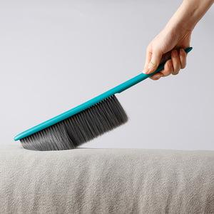 家用长柄软毛除尘扫床刷子
