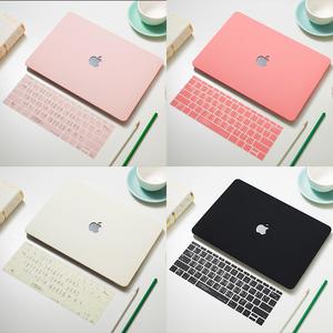 苹果电脑macbook保护壳mac套air13笔记本pro13.3配件15外壳12全套