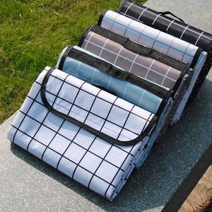 格子野餐垫防潮垫户外便携野营防水沙滩帐篷地垫春游垫子野炊地垫