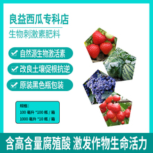 Biostimulant Fertilizer for Death Prevention, Seedling Premature Senescence Prevention, Yield Increase, Stress Resistance and Root Melon Specialized New Fertilizer Free of Domestic Freight