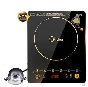 Midea/美的 WK2102家用智能<span class=H>电磁炉</span>特价正品火锅C21-Simple101炒菜