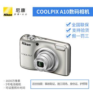 Nikon/尼康 COOLPIX A10数码相机 全新国行未拆封