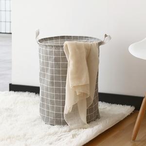 家用布艺脏衣篓脏衣篮折叠玩具衣物放脏衣服的收纳筐<span class=H>收纳桶</span>洗衣篮