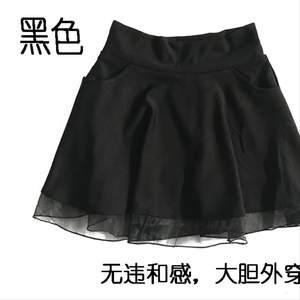 方便漏齐干假口袋情趣紧身户外的外方野臂镂空入<span class=H>短裙</span>夏秋季她性感