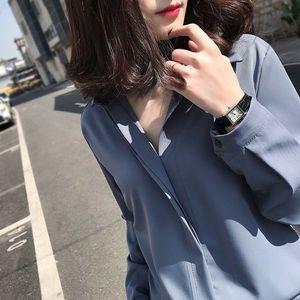 很仙的上衣洋气衬衫女设计感小众少女外套心机洋气百搭春装新款