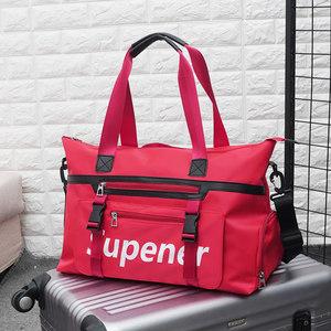 干湿分离健身包女大容量旅行包防水行李包潮男网红外出手提<span class=H>旅行袋</span>