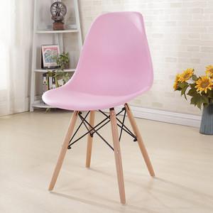 <span class=H>电脑椅</span>家用实木脚简约现代办公椅书桌椅餐厅靠背椅凳子北欧餐椅